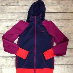 Nike Retro Therma Fit Hooded Jacket Size S